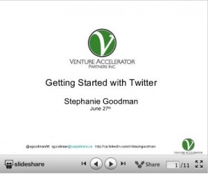 Presentation-Getting-Started-With-Twitter